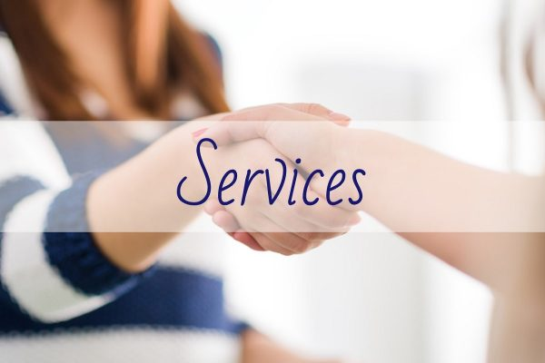 Megan Nye - Services